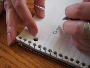 Dear...person,